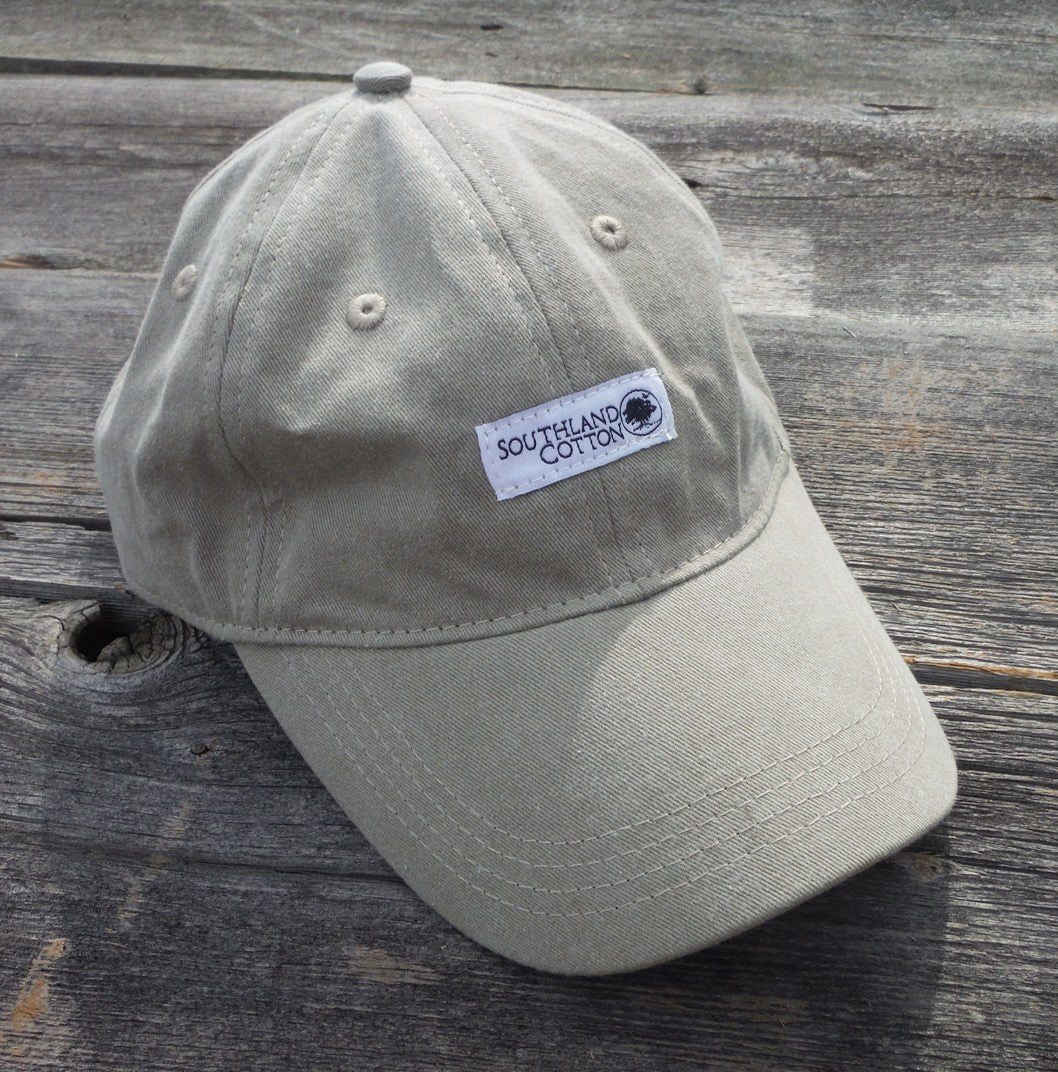 Southland Cotton Signature Khaki Hat