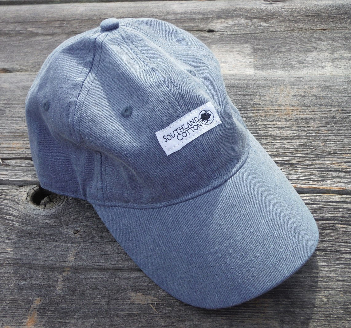 Southland Cotton Signature Navy Hat