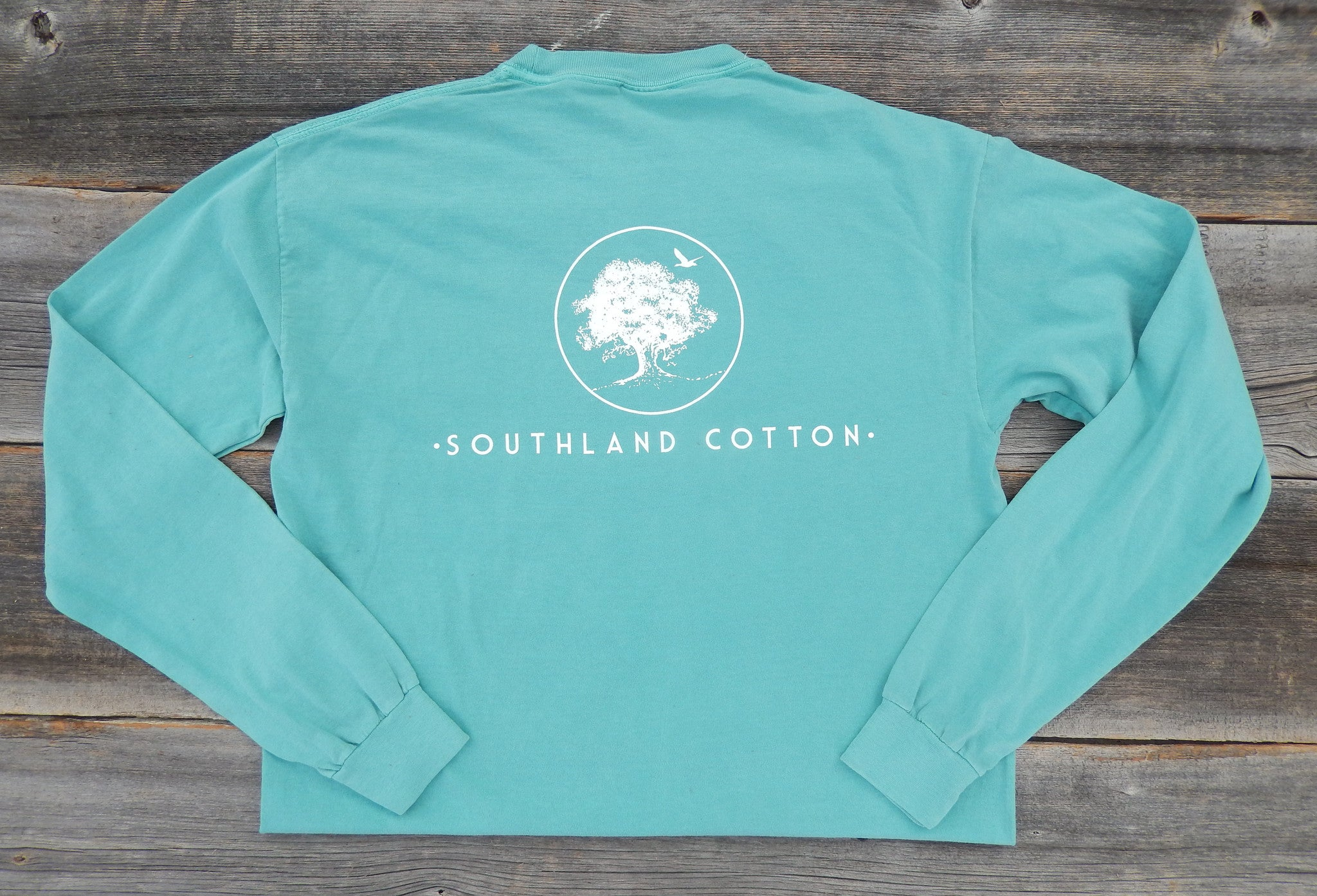 Long Sleeve Seafoam New Classic Shirt