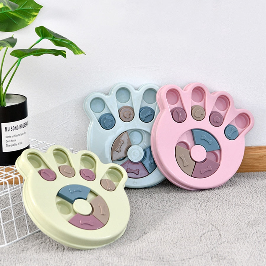 Interactive Dog Training Treat Dispenser