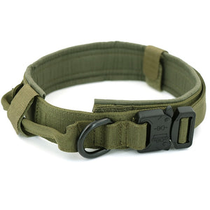 Load image into Gallery viewer, Green dog collar