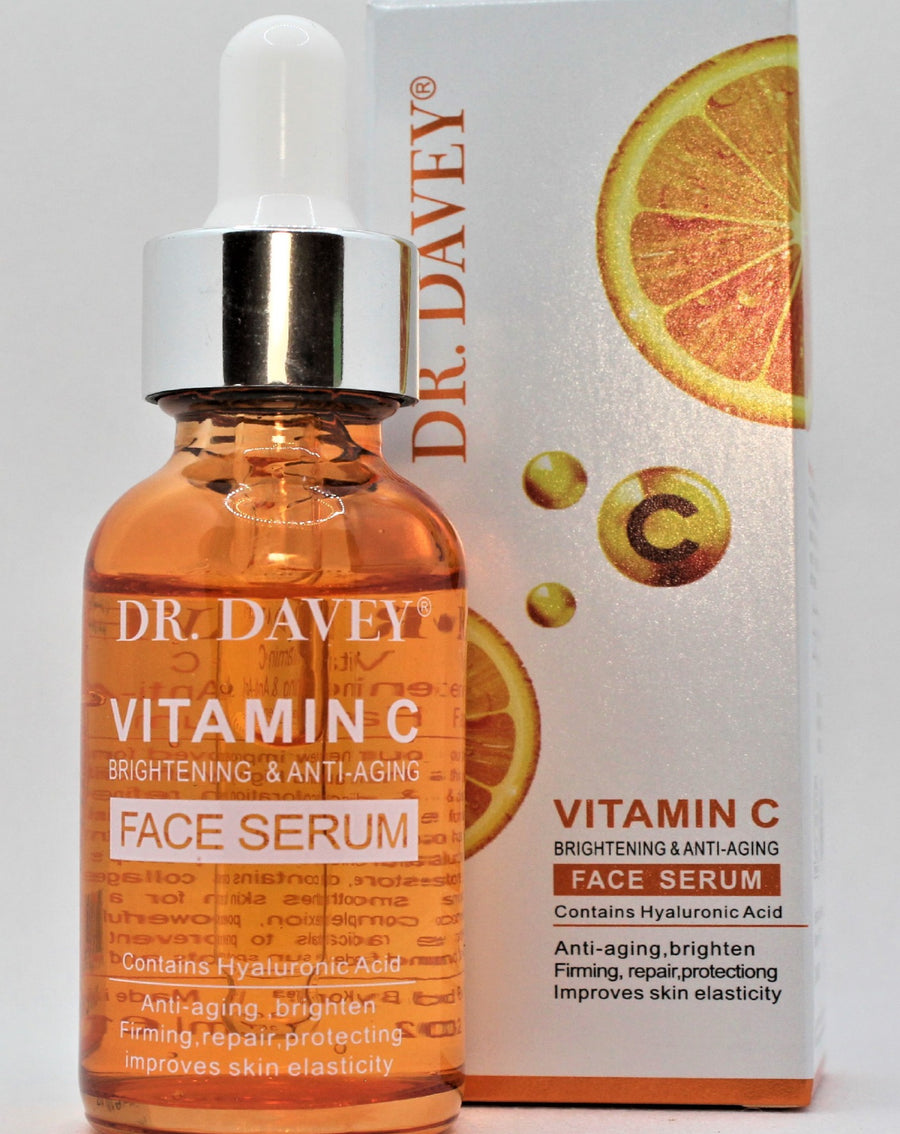 Facial Serum vitamin C By Dr.Davey