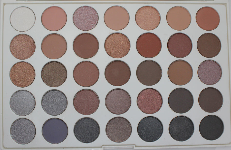 35 Color Eyeshadow Palette By sephora