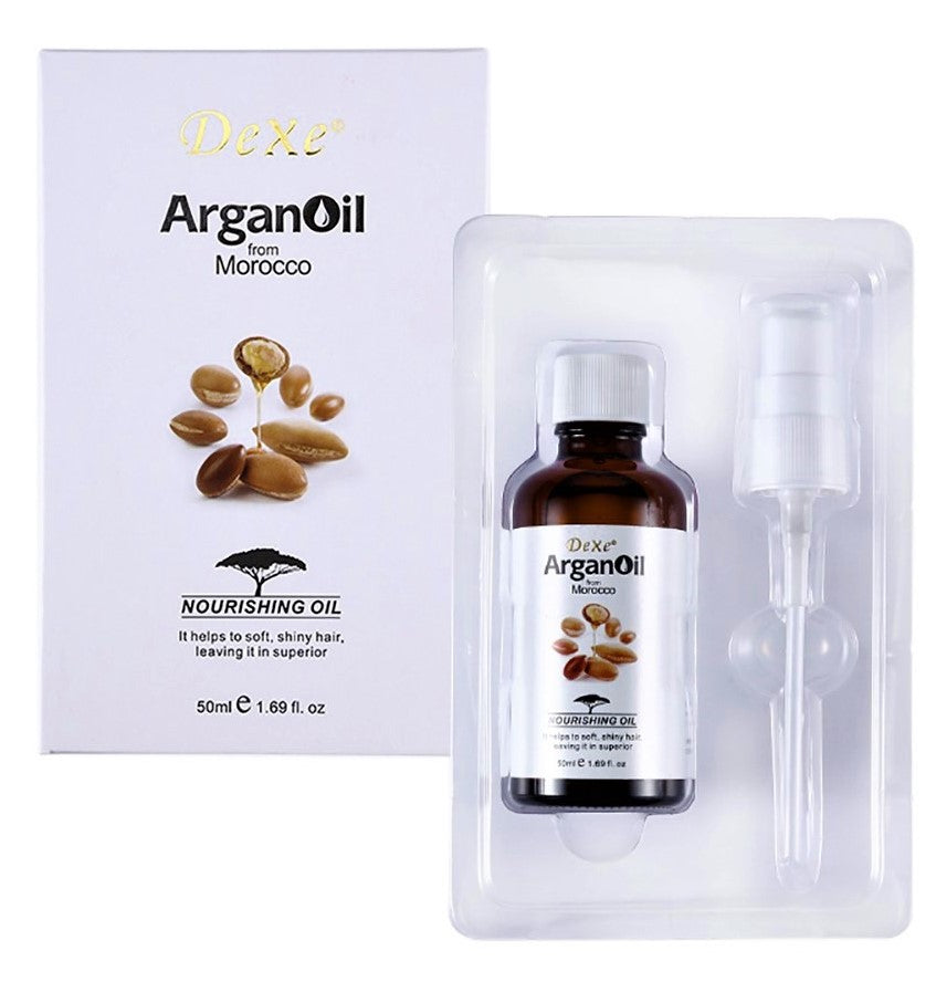Hair Argan Oil By Dexe