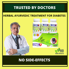DME9 ayurvedic diabetes tablet