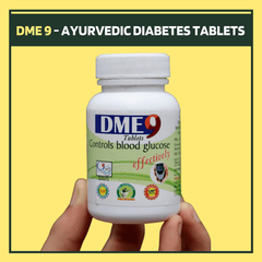 DME9 Ayurvedic Diabetes Treatment