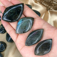 Load image into Gallery viewer, Labradorite Cabochons