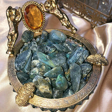 Load image into Gallery viewer, Labradorite Chips & Tumbled Baggies