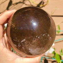 Load image into Gallery viewer, Smoky Citrine Sphere