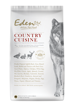 Load image into Gallery viewer, Eden 80/20 Country Cuisine Game with Lamb
