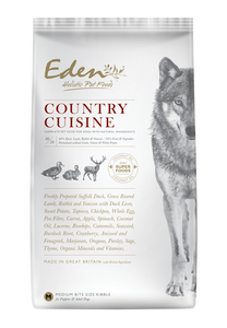Eden 80/20 Country Cuisine Game with Lamb
