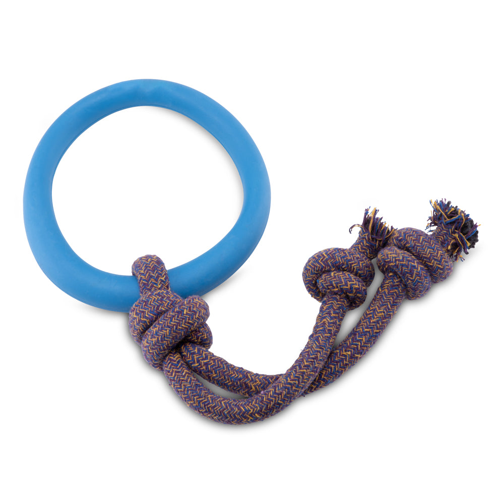 Beco Natural Rubber Hoop on Rope