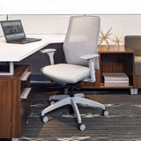 Allsteel Lyric Task Chair Ergonomic Work from Home Office Furniture Solution