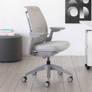 Allsteel Mimeo Task Chair Ergonomic Work from Home Office Furniture Solution