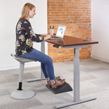 HON Perch Stool Work From Home Seating Solution