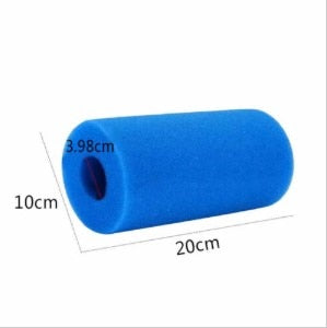 Pool Clean Reusable Washable Swimming Pool Filter Foam Sponge Cartridg Rec Outfitters