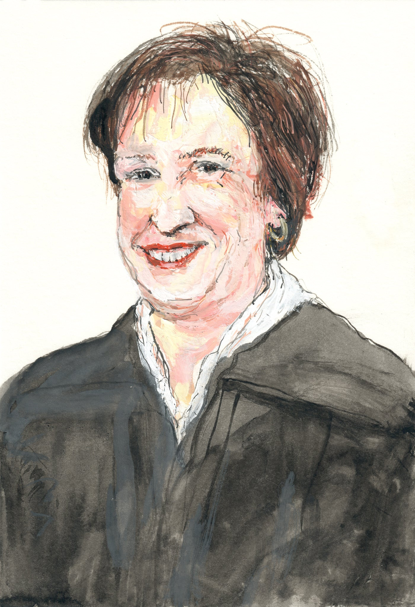 Portrait of Elana Kagan