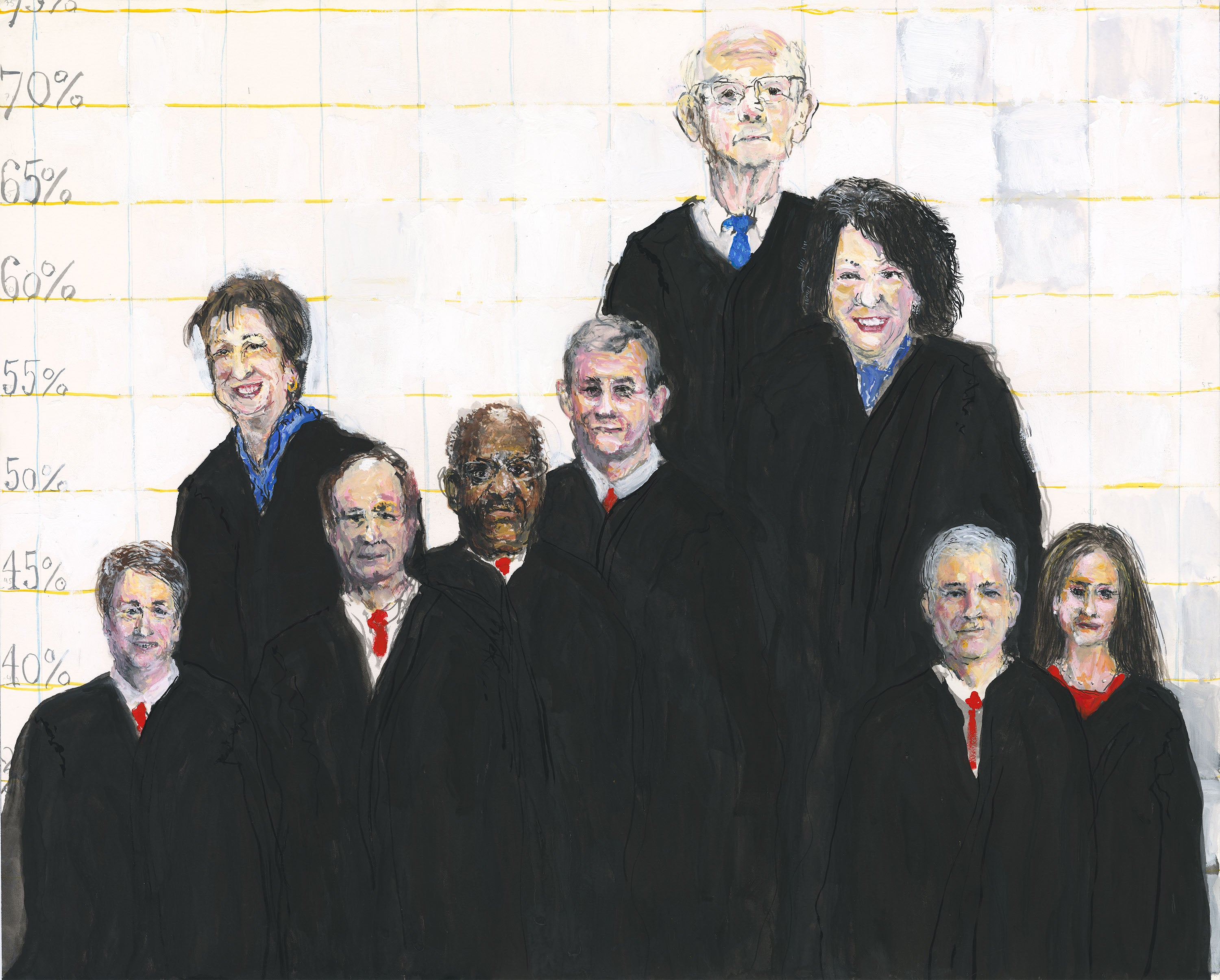 The Mismeasure of Justice - What a Truly Representative Supreme Court Would Look Like