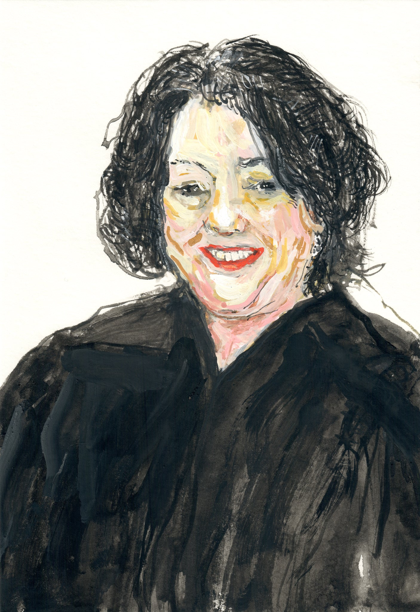 Portrait of Sonia Sotomayor