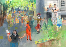 Load image into Gallery viewer, Monumental Protest Painting - The Spirit of St. Louis