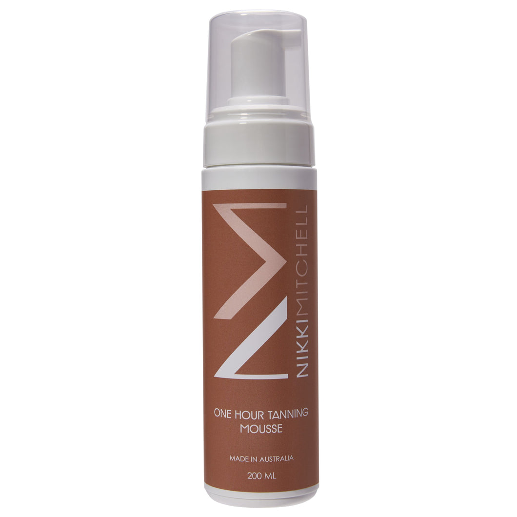 1 Hour Tanning Mousse 200mL