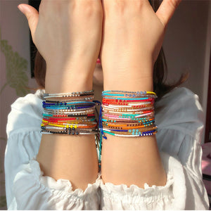 Stackable Multiple Bangles