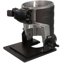 Load image into Gallery viewer, Excel Tilting Base Trimmer Router Multi Angle -30° to 45°