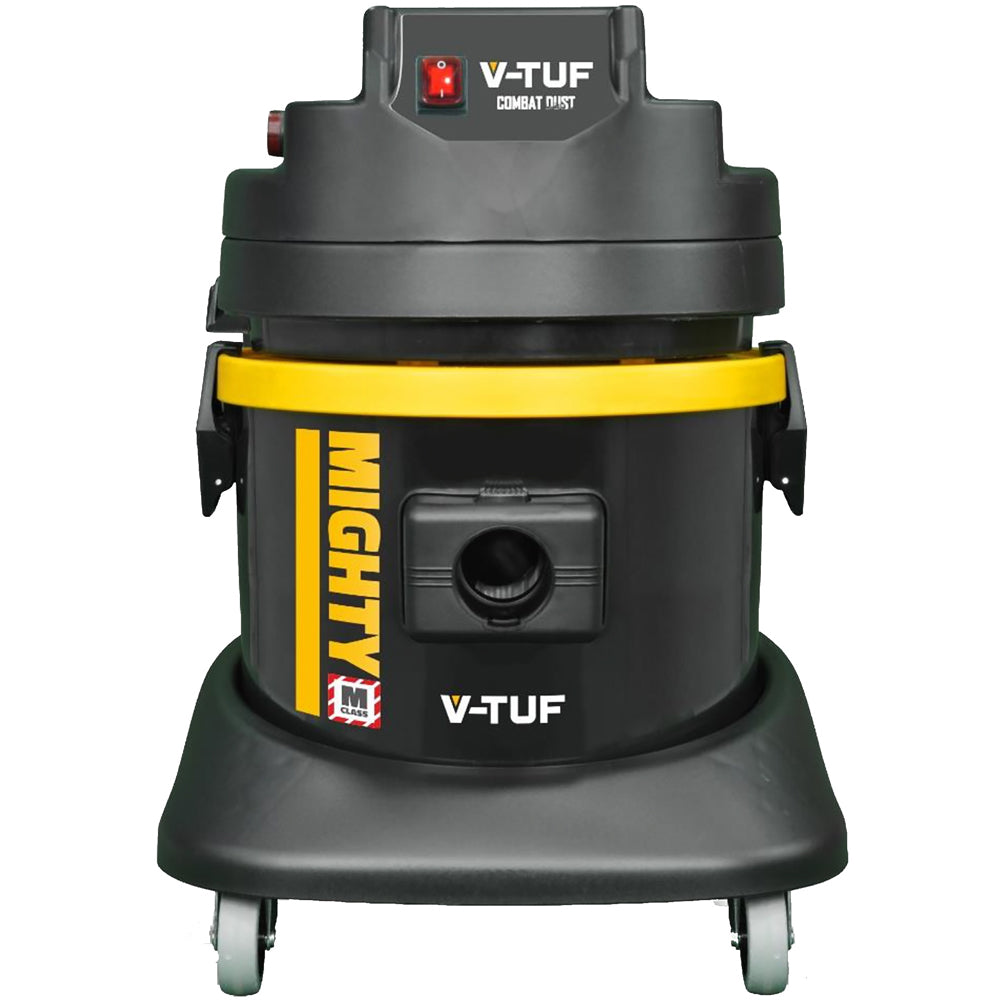 V-TUF MIGHTY 240V M-Class Wet & Dry Dust Extractor 1250W