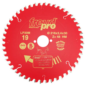 Freud F03FS03665 216 x 30 x 48T General Purpose Saw Blade LP30M019