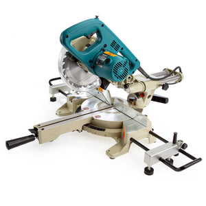 Makita LS0714N 240V 190mm Slide Compound Mitre Saw 1010W & Dust Bag
