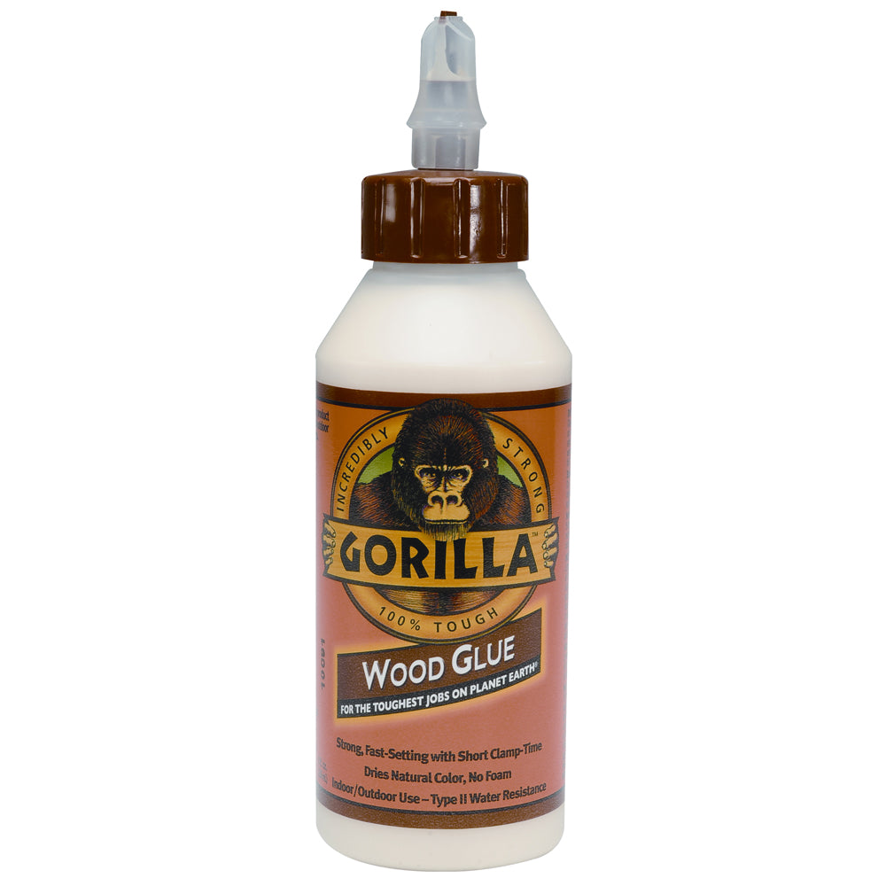 Gorilla GRGGWG236 PVA Wood Glue 236ml