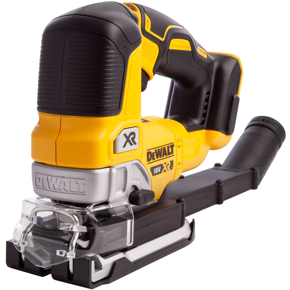DeWalt DCS334N-XJ 18V XR Brushless Top Handle Jigsaw Body Only
