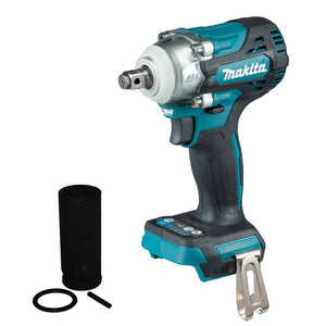 "Makita DTW300Z 18V 1/2"" Brushless Impact Wrench Body with 21mm Impact Socket"