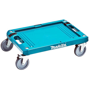 Makita 4 Wheeled MakPac Base Dolly Trolley Plastic Lightweight P-83886