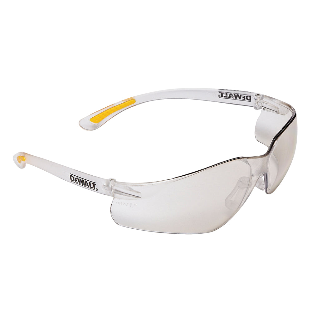 Dewalt DEWSGCPIO Contractor Pro ToughCoat Safety Glasses  Inside/Outside