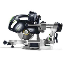 Load image into Gallery viewer, Festool KS60 E-SET GB 110V Kapex Sliding Compound Mitre Saw 561693