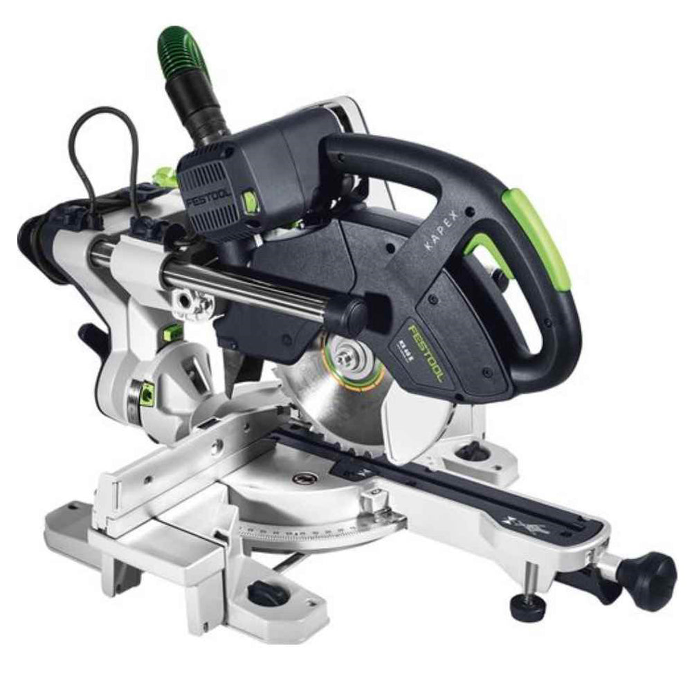 Festool KS60 E-SET GB 110V Kapex Sliding Compound Mitre Saw 561693