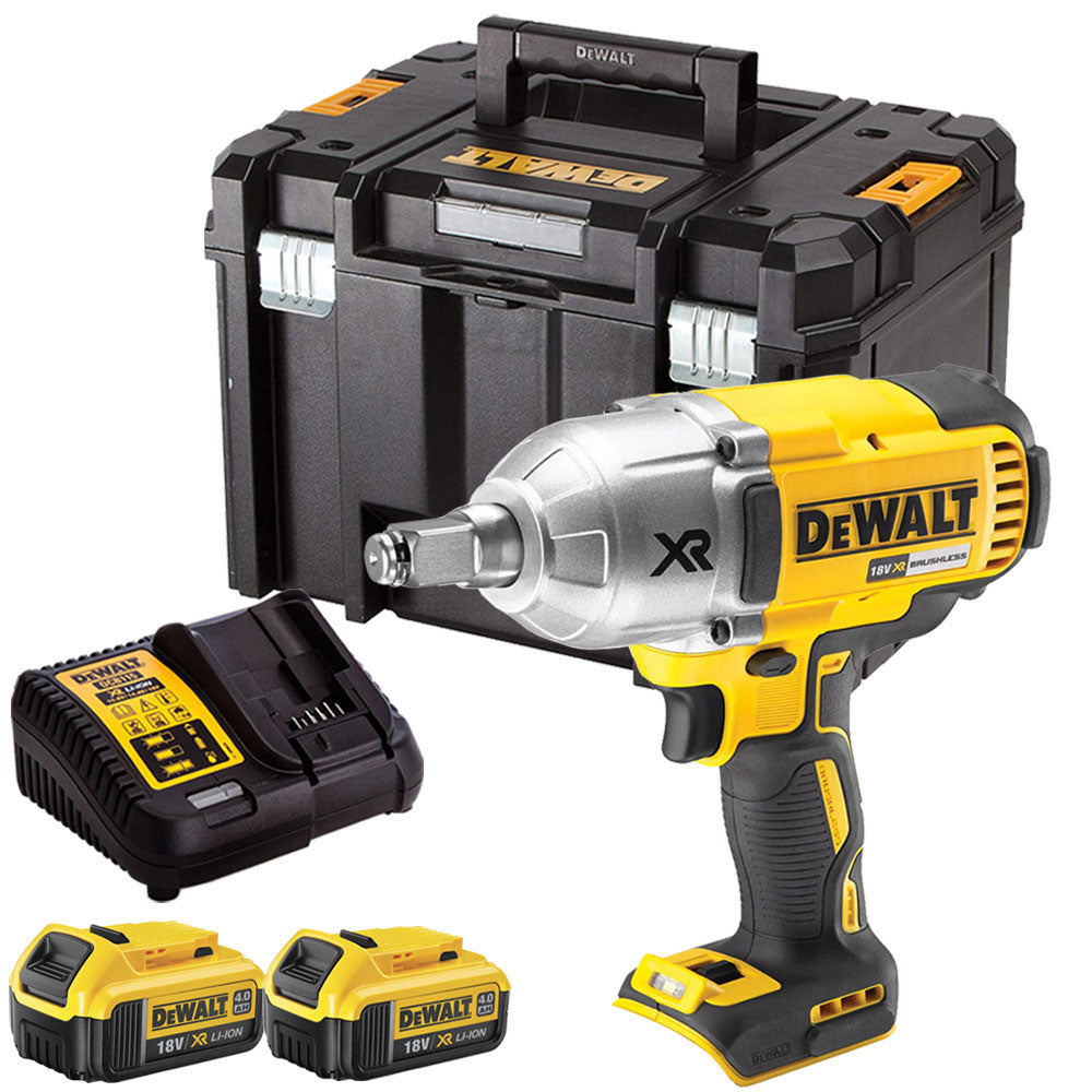 DeWalt 18V Brushless Impact Wrench T4TKIT-1186