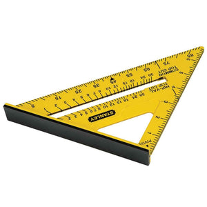 "Stanley STA46010 175mm 7"" Dual Colour Quick Square"