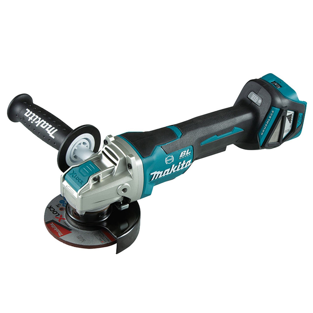 Makita DGA469Z 115mm Angle Grinder 18V Brushless Body Only