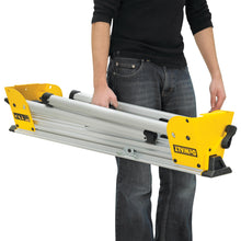 Load image into Gallery viewer, DeWalt DE7033 Heavy-Duty Short Beam Mitre Saw Leg Stand