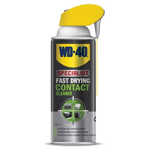WD-40 Specialist Contact Cleaner Aerosol 400ml W/D44368
