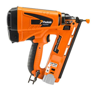 Paslode IM65A F16 Cordless Angled Lithium Brad Nailer 2nd Fix Gas