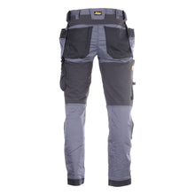 "Load image into Gallery viewer, Snickers 6251-108 Steel Grey Stretch Loose Fit Trouser W38"" L30"""