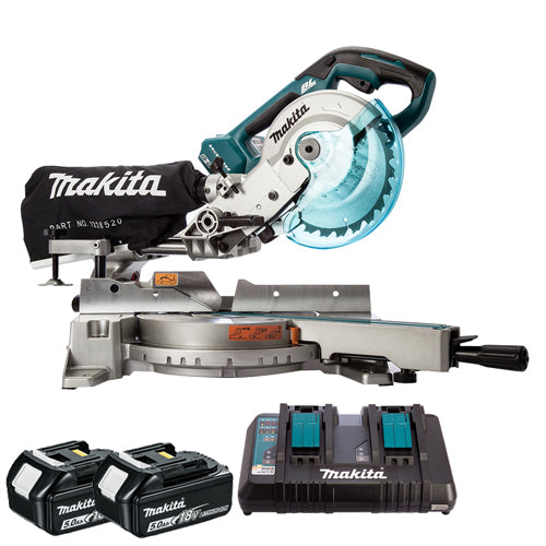 Makita 36V Mitre Saw Brushless Cordless T4TKIT-268
