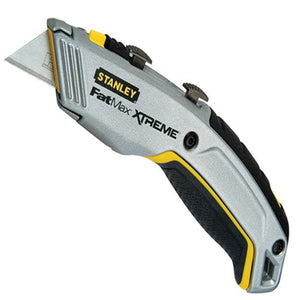 Stanley 0-10-789 Fatmax Retractable Twin Blade Knife STA010789