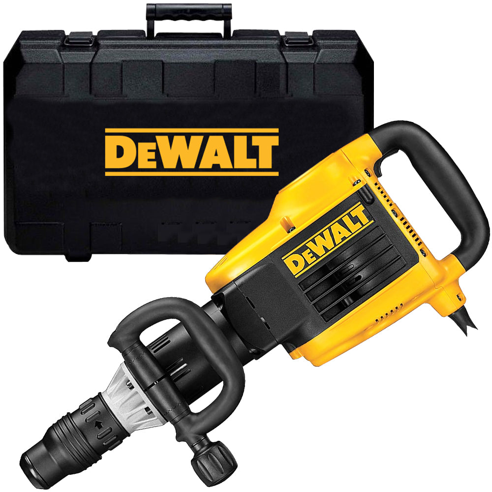 DeWalt D25899K 240V SDS Max Breaker Demolition Hammer Drill