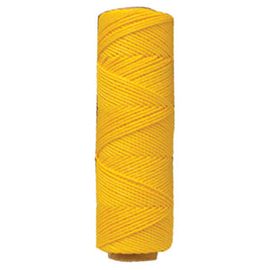 Marshalltown Masons Line 87m 285ft Yellow Twisted Nylon M621