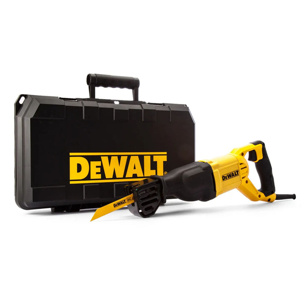 Dewalt DWE305PK Reciprocating Saw 240V In Carrying Case