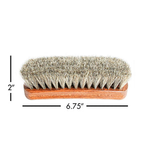 FootFitter Signature Regular Shoe Shine Brush FootFitter